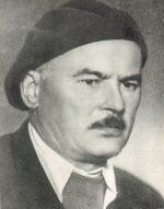 Bronius Pundzius. Nuotr. iš kn. : Budrys, Stasys. Bronius Pundzius. - Vilnius, 1969.