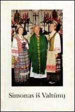 Ambrasas, Kazimieras Juozas. Simonas iš Valtūnų. – [Kaunas], 1997. Knygos viršelis