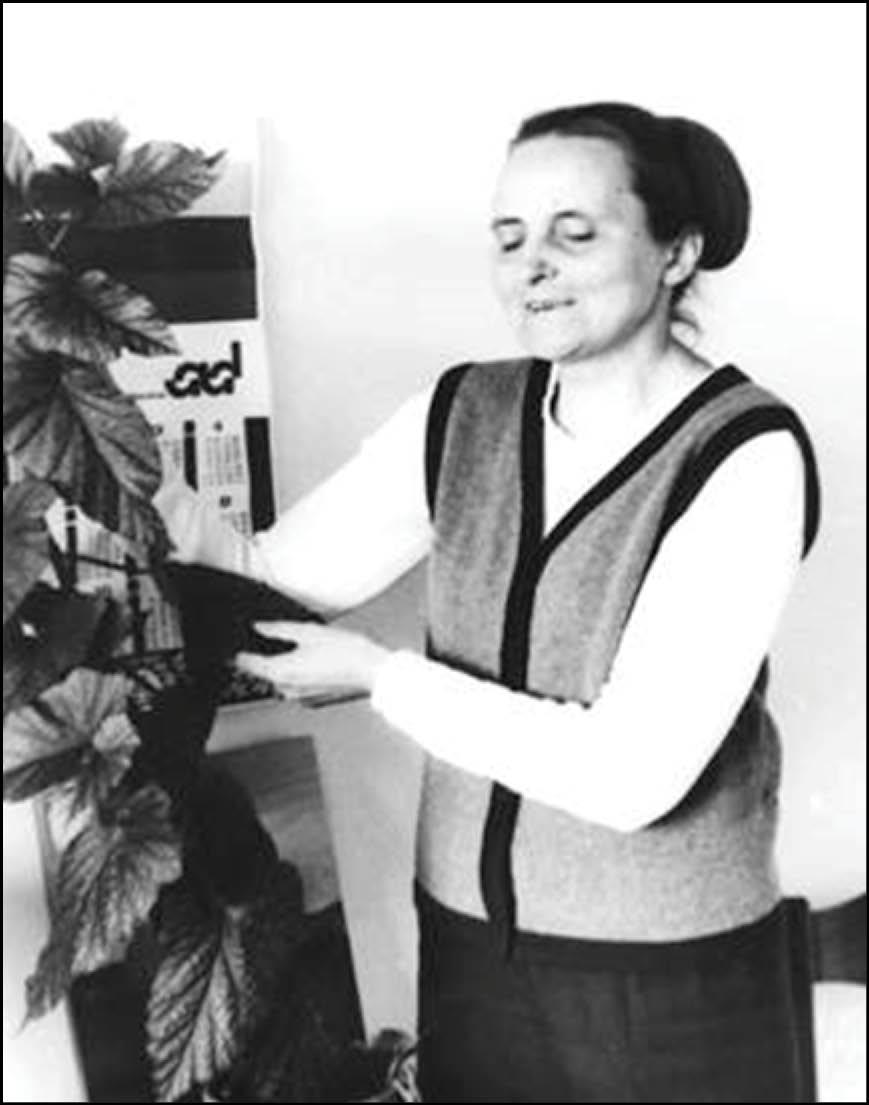 Stasė Ingaunytė. Nuotr. iš leid.:  Mūsų žodis. – 2015, Nr. 6, p. 16
